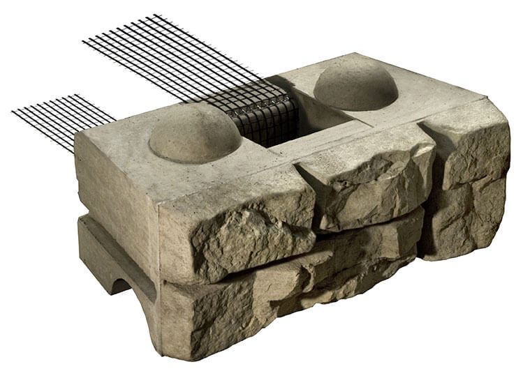 Precast Concrete Redi Rock Retaining Walls Wa