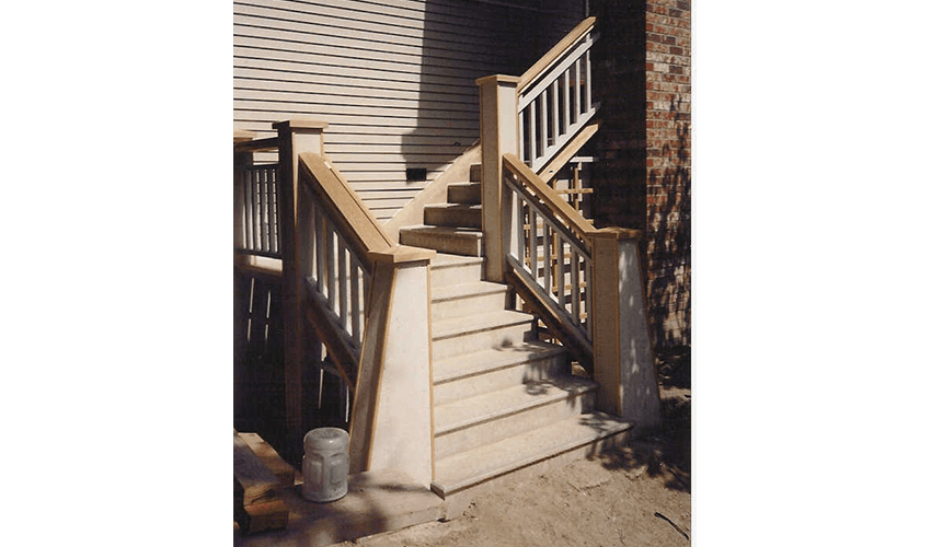 Concrete Stairs Wa Puget Sound Precast Wa